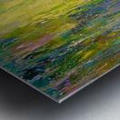 Fabulous pond Metal print
