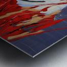 3462   martyne Metal print