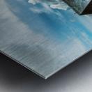 Maison du Rebut Global Metal print