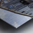 Replica Saw Mill 1 Metal print