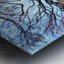 Abstract 4 Metal print