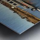 Cuttyhunk Vessels KMB 20x30 ACRYLIC 4 PRINT Metal print