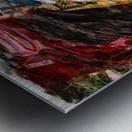 Corvette Row Metal print