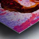 AL BUNDY Metal print