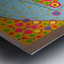 flexible Metal print