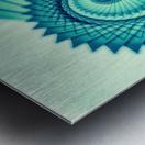 Composition de Nautile Metal print