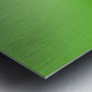 GREEN ABSTRACT  ORIGINAL Metal print