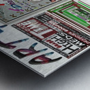 ECO ARTIST TOMMY BOYD NON PROFIT 2 Metal print