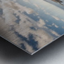 Sugar Loaf Metal print