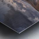 Furious Ocean Metal print