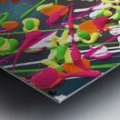 CELEBRATE Metal print