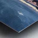 Mountain Range Metal print