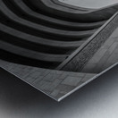 sultan qabos mousqe Metal print