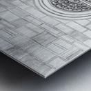 Porta Metal print