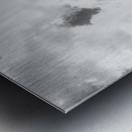 Tanked Metal print