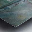 Oceans Gate Metal print