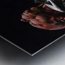 BB King Metal print