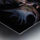 Moose Apparition  Metal print