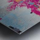 Abstract 02 Metal print