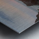 Tide Rolling Metal print