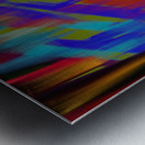 Abstract Me Metal print