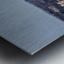 Romulus Panorama Metal print