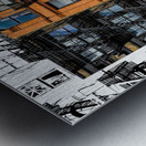 New York - SoHo  Metal print