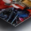Make Mine a Lambretta Metal print