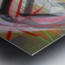 New Popular Beautiful Patterns Cool Design Best Abstract Art (2) Metal print