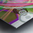 New Popular Beautiful Patterns Cool Design Best Abstract Art (3) Metal print