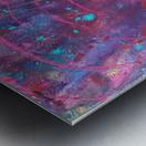 Exploding Sun1  Metal print
