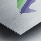 Abstract art (3)_1558001661.3447 Metal print