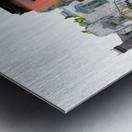 Maisons de Montréal Metal print