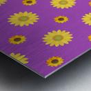 Sunflower (7) Metal print