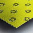 Sunflower (25) Metal print