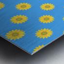 Sunflower (36)_1559876061.743 Metal print
