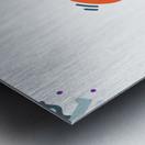 Space (18) Metal print