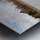 Glen Metal print