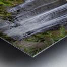 El Junque Waterfall Metal print