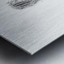 Just One Metal print