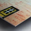 Animal Metal print