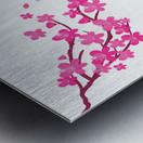 Japanese Concept 07A Metal print