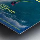 2017 QUIKSILVER - EDDIE AIKAU Big Wave Invitational Surfing Competition Print Metal print