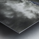 Maras Salt Mines Metal print
