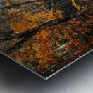 Smokey Mountain River Metal print