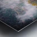 Smokey Mountain  Metal print
