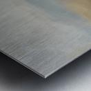 Lapis Blue Landscape Metal print