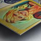 Cameron Diaz pop starcelebrity  Metal print