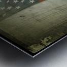 Fifteen Star Flag Metal print