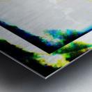 Dark Sun Metal print